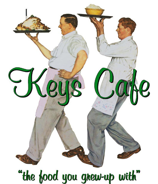 Keys Cafe Logo